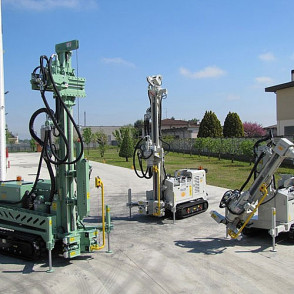 Multidrill PL - Geotechnical - Rigs